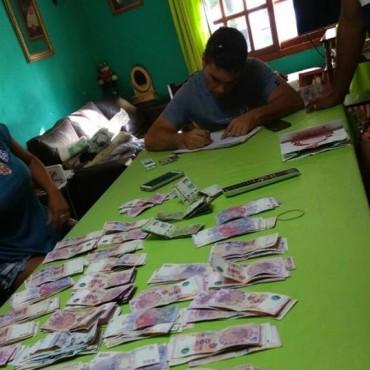 Un robo y faltante de una importante suma de dinero en Bolívar, terminó con allanamientos positivos en Pehuajó