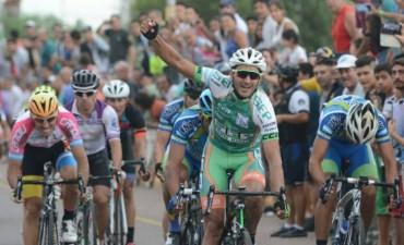 Vuelta de Mendoza: Dotti se adueñó de la cuarta etapa y presiona a Najar en la general