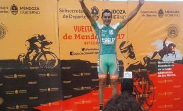 Juan Pablo Dotti es tricampeón de 'La Vuelta de Mendoza'