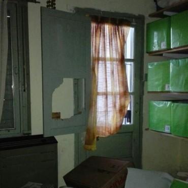 Desvalijaron la escuela de Mapis y peligra el comienzo de clases