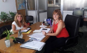 Adultos Mayores: Se realizaron distintas reuniones con autoridades provinciales en La Plata