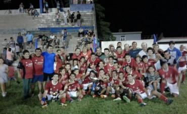 Casariego es el campeón 2017 del Torneo de los Barrios