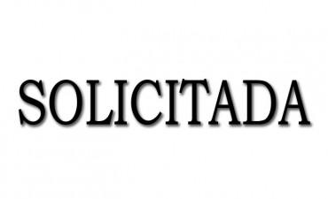 Solicitada UCR y Cambiemos Bolívar: GRACIAS GOBERNADORA VIDAL