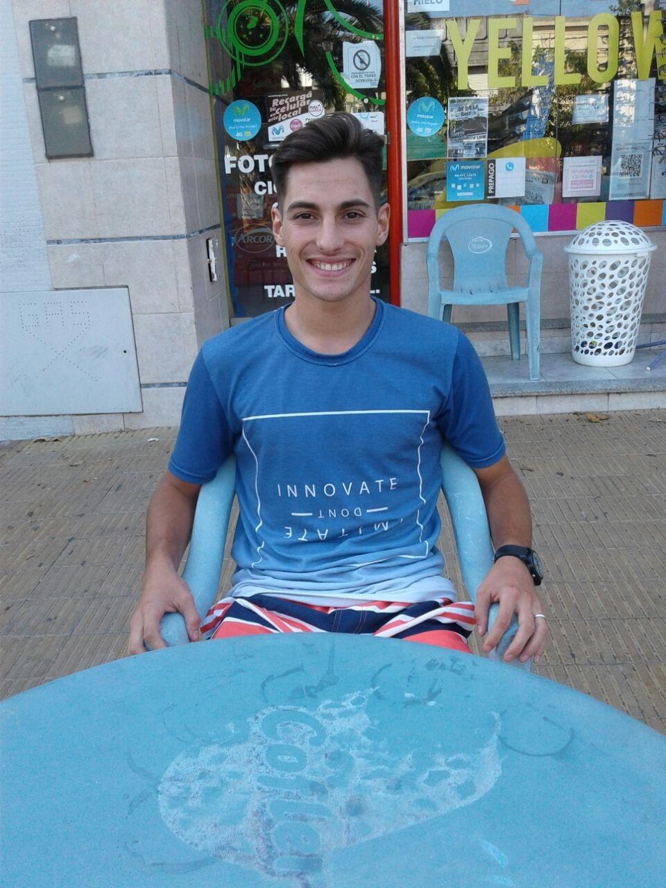 Enzo Sardón: 'Arrancamos con la pierna izquierda, pero eso ya no importa'