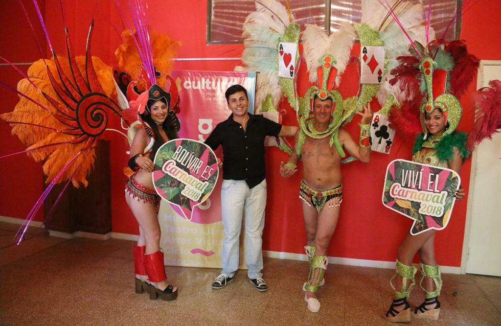 Los carnavales ya tienen fecha, serán 9, 10 y 11 de febrero