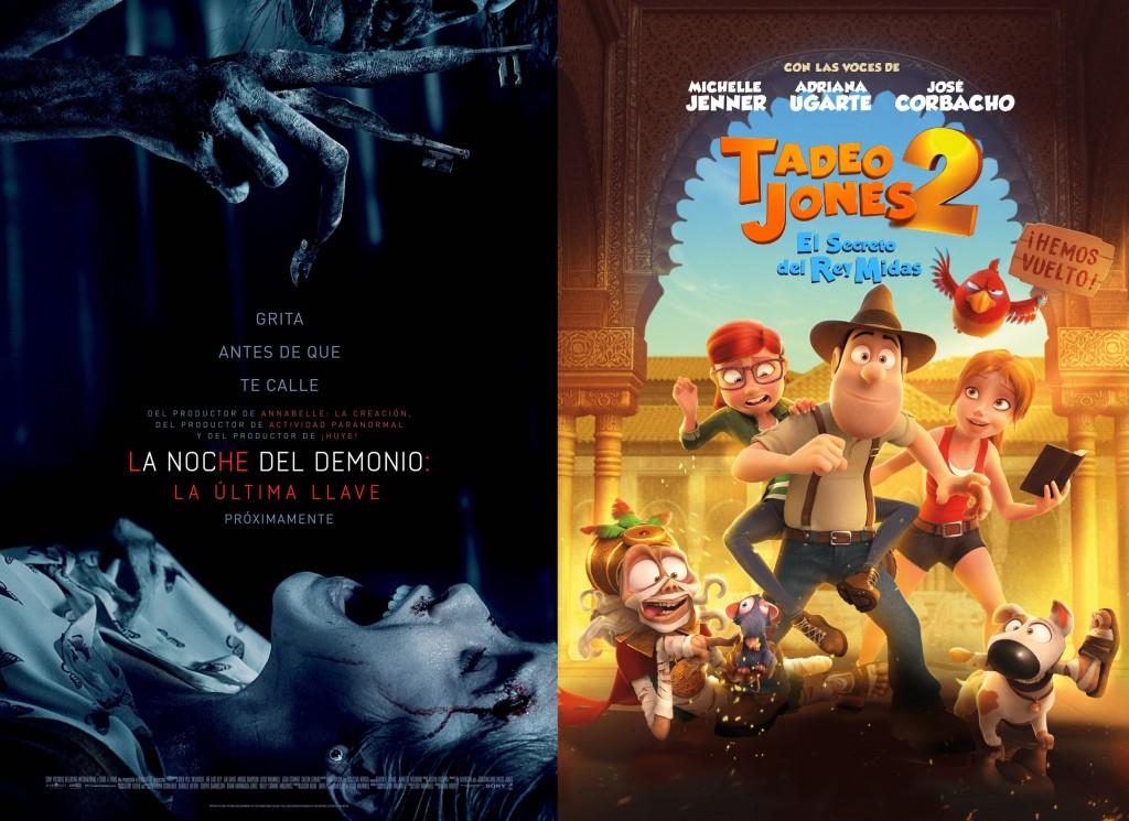 La grilla del Cine Avenida para este fin de semana
