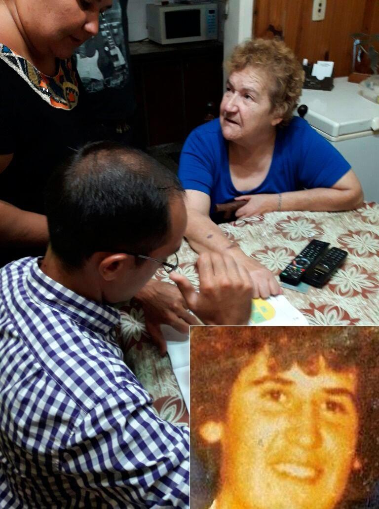 Nélida Montoya: 'Ahora se tiene constancia de la ubicación de la tumba de Horacio'