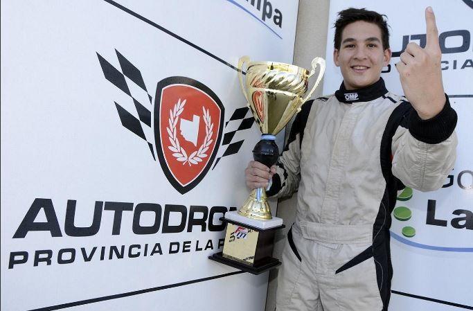 Fórmula Metropolitana: Tomás Serna inició la temporada 2018