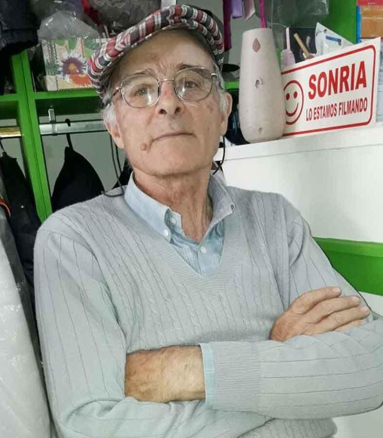 Tomás Morán: 'El trabajo del tambero es muy sacrificado'
