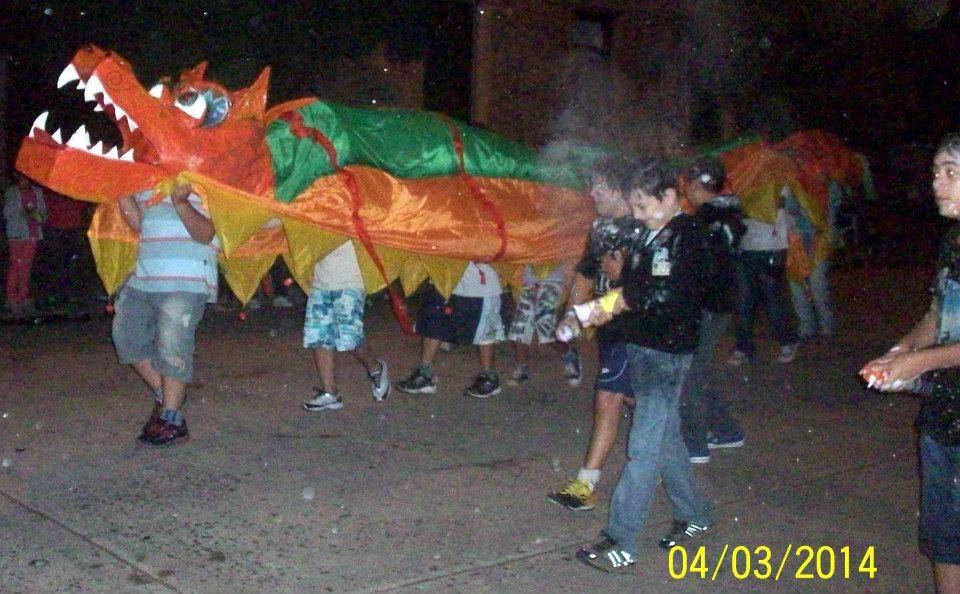 Este fin de semana se realizan los Carnavales en Pirovano