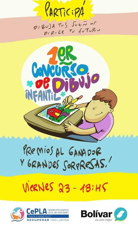 Este viernes habrá un concurso de dibujo en el CePLA