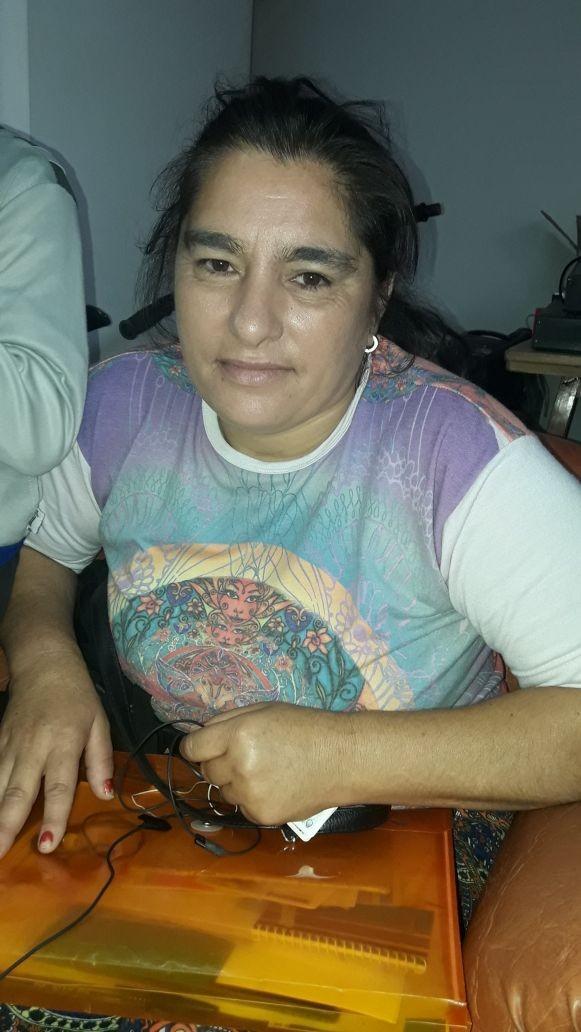 Mabel busca solidaridad para hospedarse en Olavarría y ayudar a su nieto prematuro