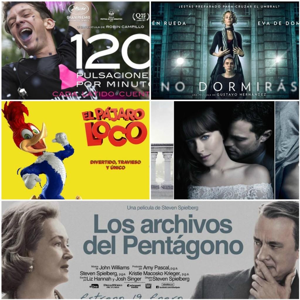 La cartelera del Cine Avenida este fin de semana