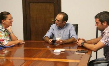 Agencia de Seguridad Vial 'Martínez Boero': Pisano presentó a Leandro Evangelista, que estará a su cargo
