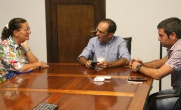Pisano presentó a Leandro Evangelista al frente de la Agencia de seguridad vial