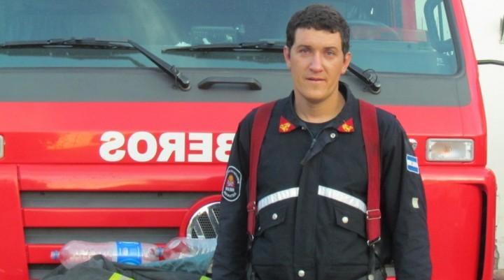 Bomberos Voluntarios: Asistieron varios incendios