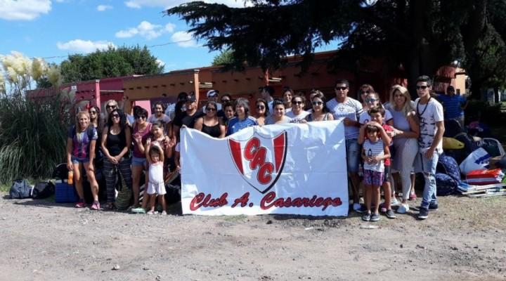 Casariego participa del Torneo Internacional de fútbol femenino