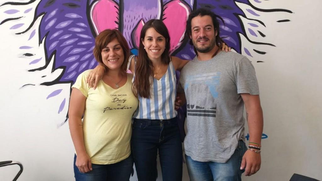 Laura Rodríguez: 'Ver reflejadas estas cosas nos hace saber que estamos en el camino correcto con los jóvenes'