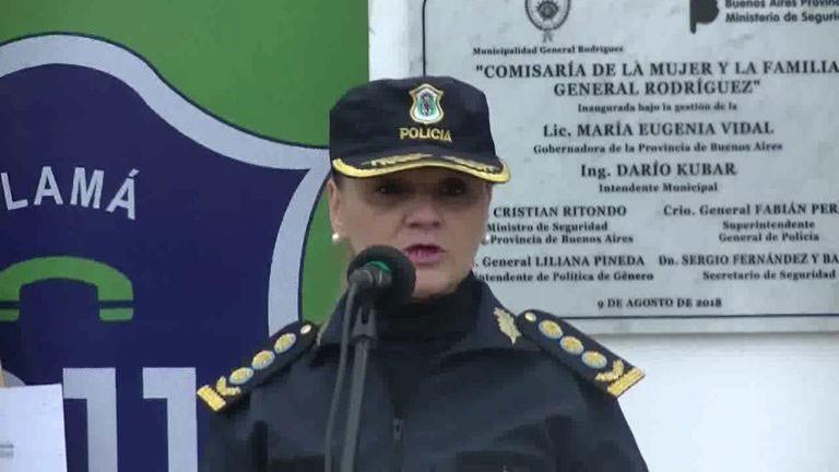 Una mujer será la nueva jefa de la policía provincial