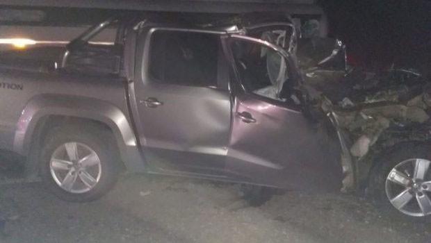 Anoche en Pehuajo: Accidente de tránsito en Ruta 226 km 482 sin mayores consecuencias