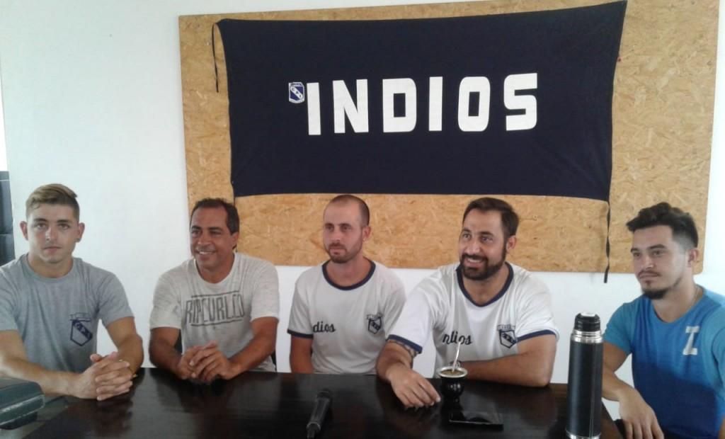 Se presentó el nuevo equipo de trabajo de las inferiores de Club Independiente