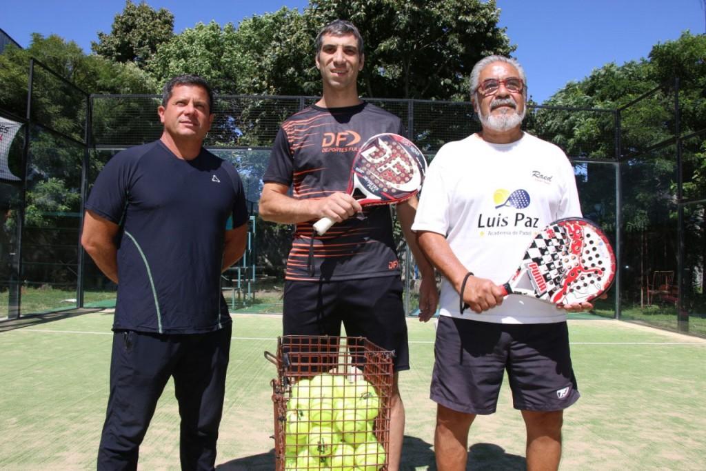 Pádel: La nueva propuesta deportiva que ofrece la municipalidad