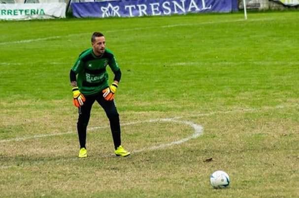 """Nahuel Gallo: 'Los jugadores del CAU dejamos todo por la camiseta"""""""