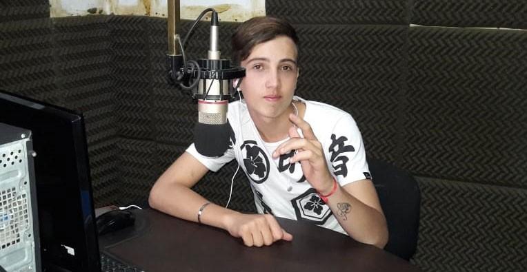 Juan Manuel Orsetti copó La Radio con sus cuartetazos