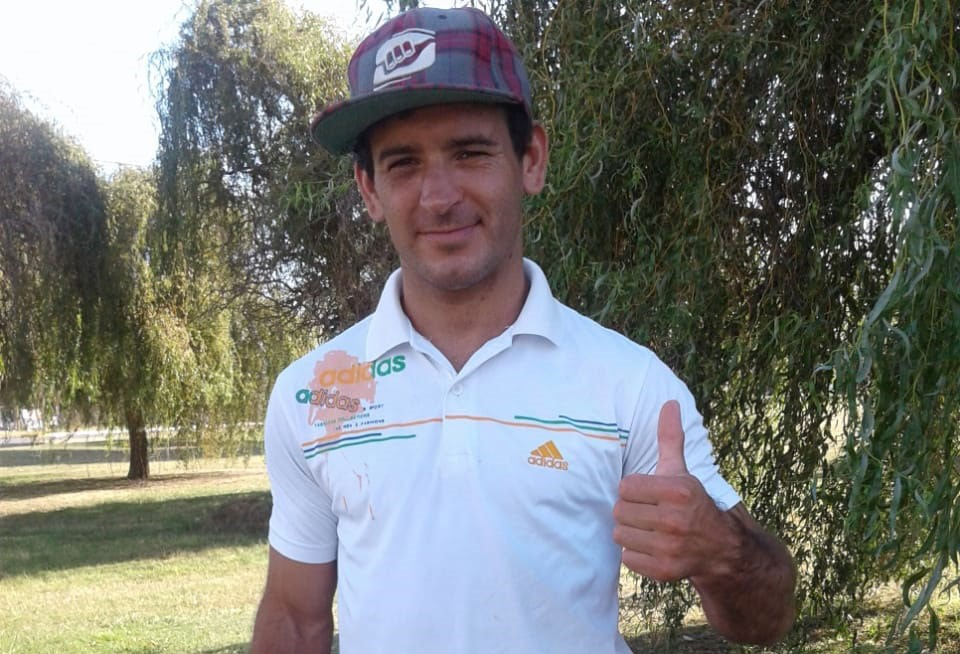 Franco Ibáñez: 'Me hubiese encantado poder ganar para mi gente'