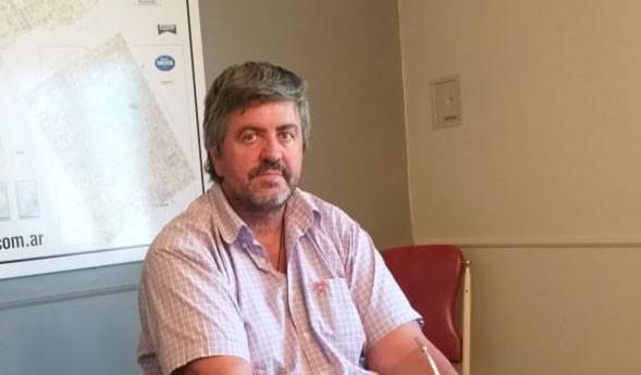 Fernando Alzueta: 'Convocamos a productores a una reunión para debatir sobre la obra de Ruta 226'