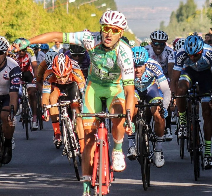 Juan Pablo Dotti continuó escalando y ahora está a 16 segundos del nuevo líder Daniel Diaz