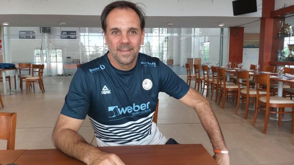 """Javier Weber: 'El equipo y la ciudad merecemos este festejo"""""""