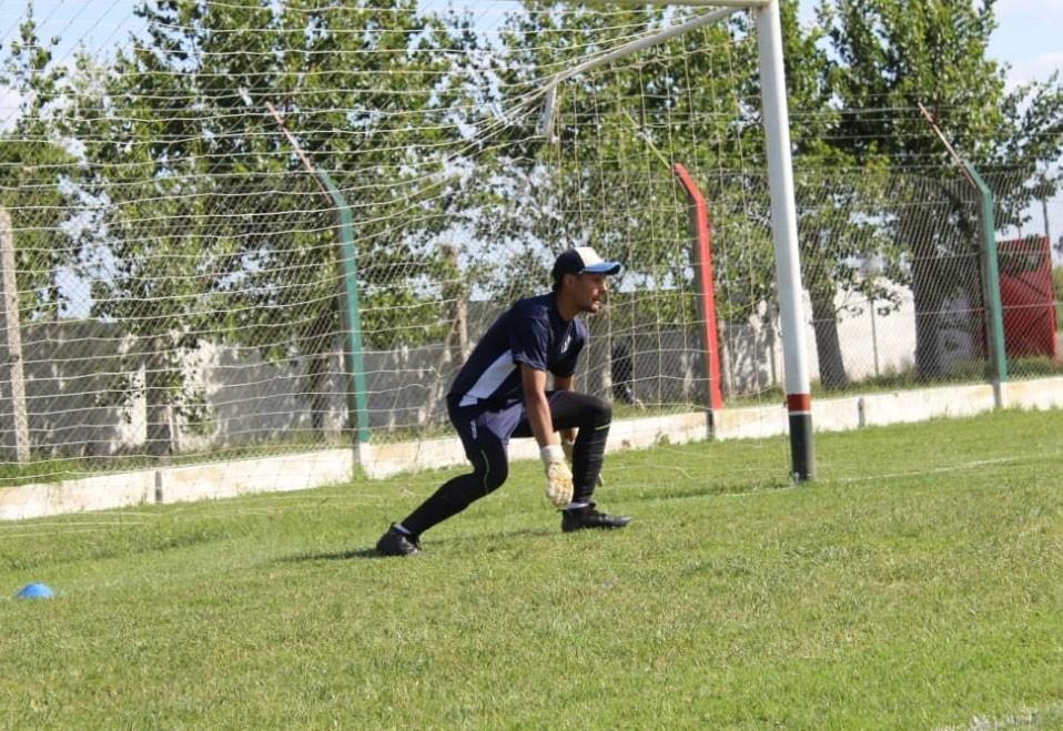 Lucas Campos: 'Quiero dejar un poco de mí en Casariego para colaborar con el club'