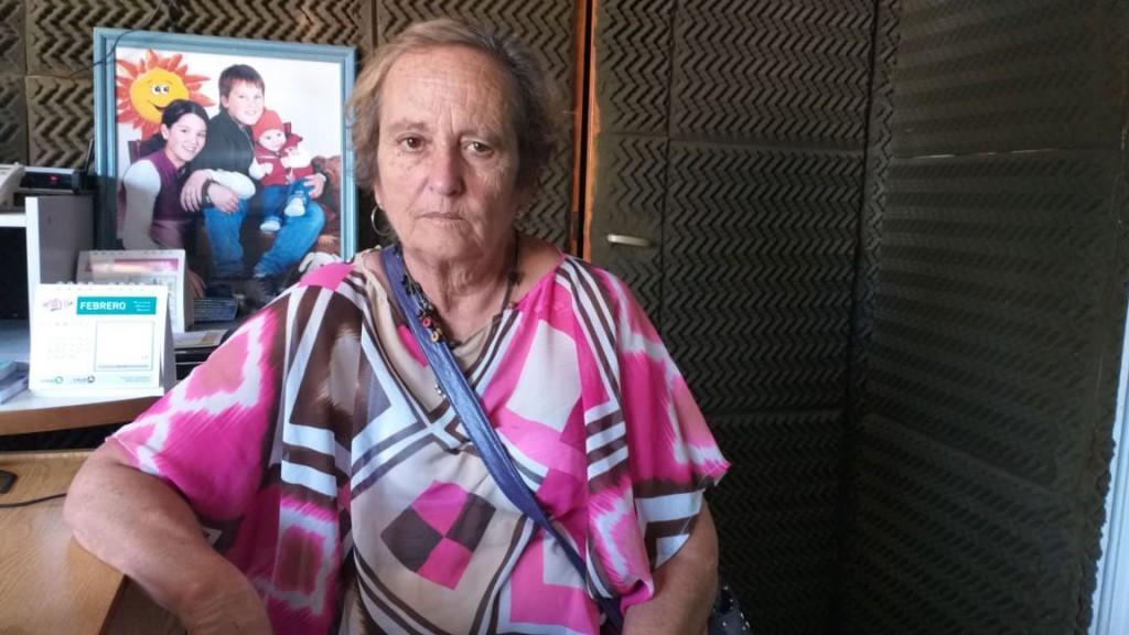Mabel Colchar: 'Cuando volví a mi casa vi que me habían robado todo'