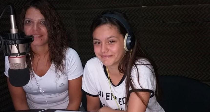 Leila Vicente una promesa musical bolivarense que surgió en el DIAT
