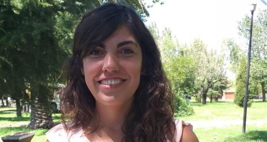 Erica Moriones: 'Desde la gestión seguimos soñando a que más familias puedan tener su vivienda propia'