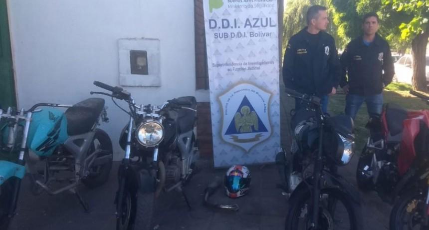 Parte de Prensa SUB DDI Bolívar: Allanamientos por picadas