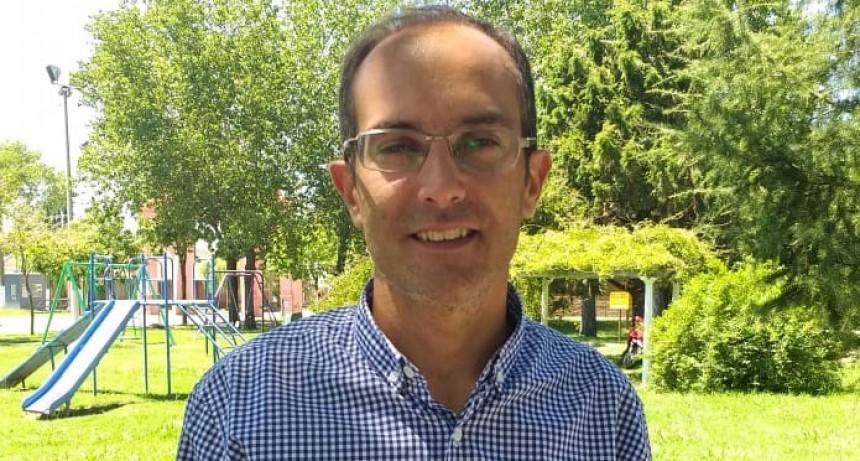 Marcos Pisano: 'El desafío del Jardín N.º 905 tiene que dejar de ser un sueño y convertirse en una solución concreta'