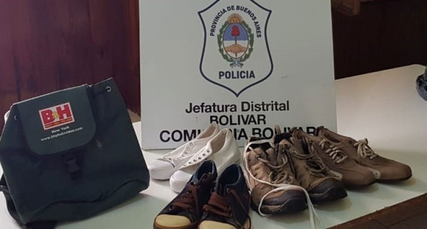 Parte de prensa; Comisaria de Bolívar sobre operativos de los últimos días