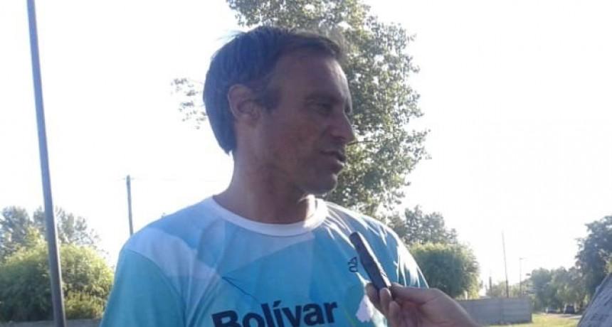 Alejandro Cainzos: 'Me quedo en Balonpie porque me siento muy cómodo'