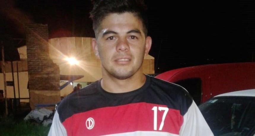 Cristian Britez: 'Gracias al futbol y al CAU soy la persona que soy'