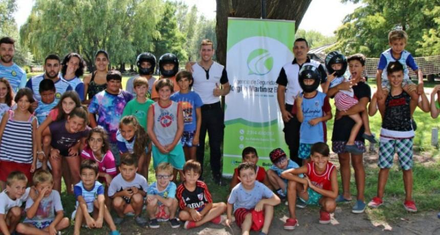 La Seguridad Vial Municipal participa de diversas actividades en pos de una nueva cultura vial