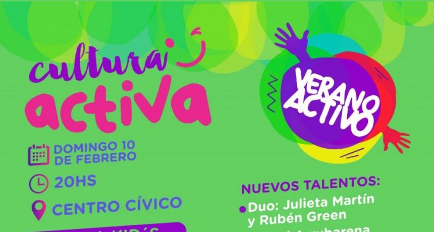 Sigue Verano Activo en el Centro Cívico
