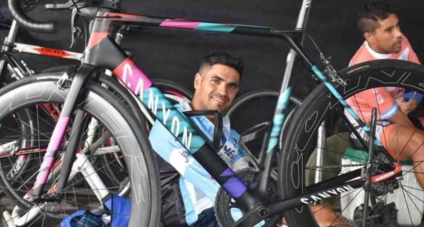 Juani Vicente: 'Mi mayor objetivo es el Panamericano de Lima que se hace en septiembre'