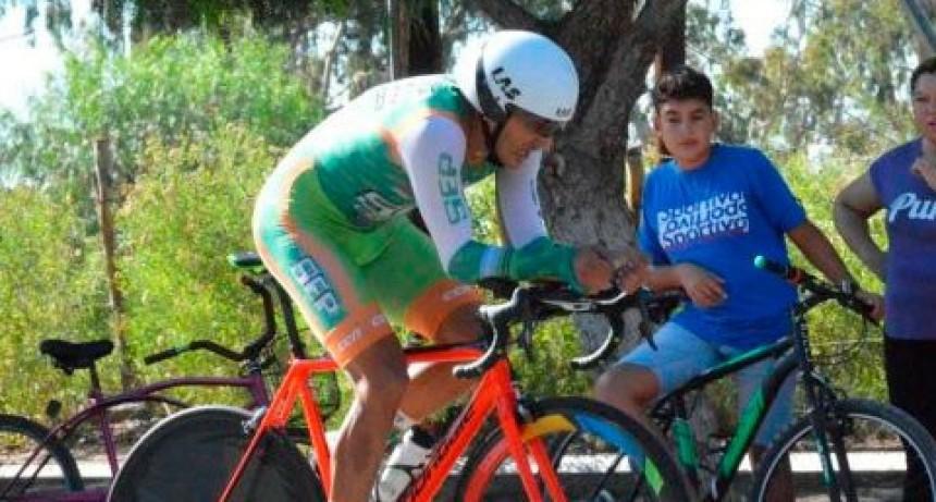Juan Pablo Dotti se coronó campeón de 'La Vuelta del este'
