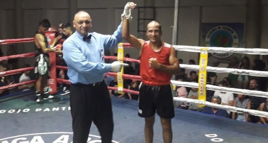 Martin Torraco: 'Hago 4 o 5 peleas más y voy por el profesionalismo'