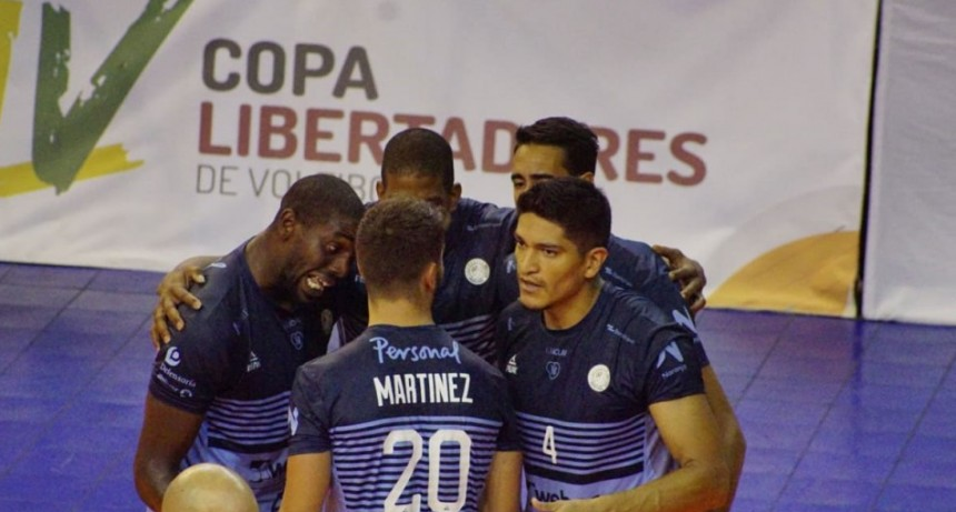 Bolívar Vóley va en búsqueda de la Final de la Copa Libertadores de Voleibol