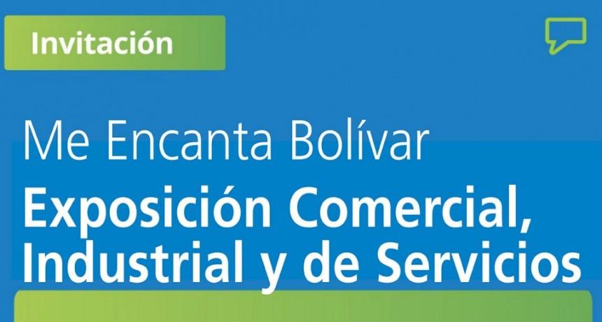 Exposición Comercial, Industrial y de Servicios en Me Encanta Bolívar 2019