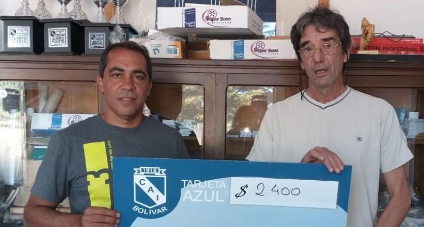 La Tarjeta Azul de Club Independiente no deja de entregar premios