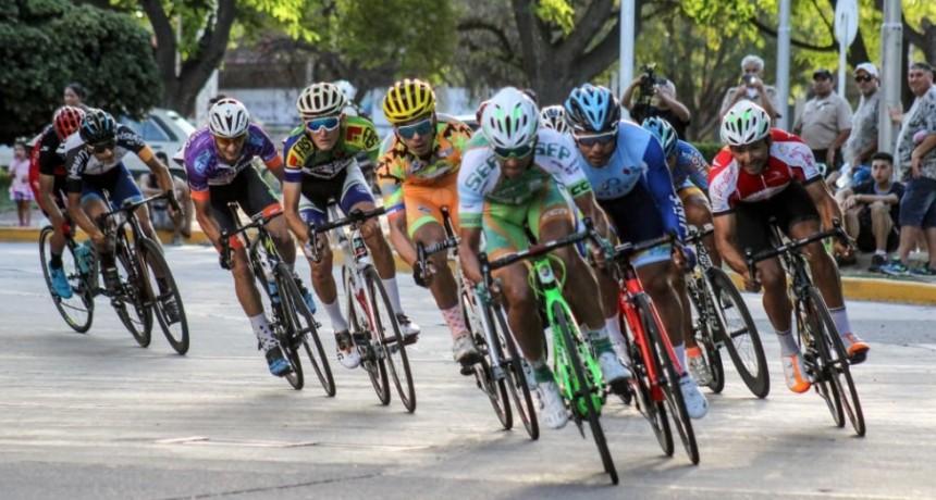 Ciclismo: Dotti termino 5º en la primer etapa de La Vuelta de Mendoza